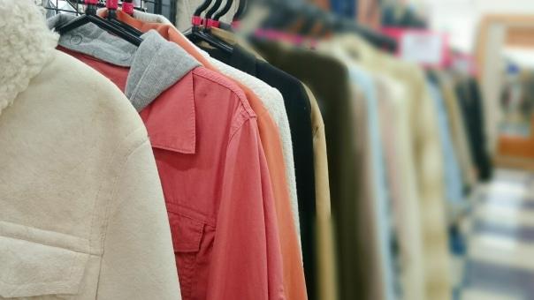 洋服の断捨離