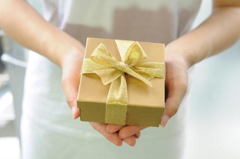 嬉しくないプレゼント