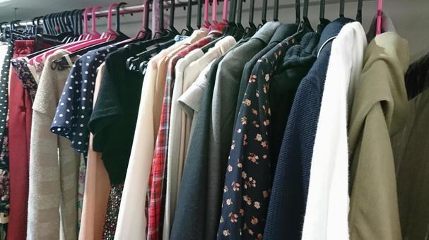 捨てるべき洋服